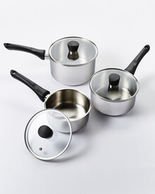 Cinemon Harlow Cookware Set, 3-piece product photo