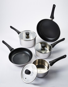 Cinemon Harlow Cookware Set, 5-Piece product photo