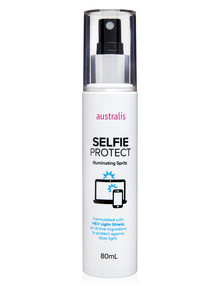 Australis Selfie Protect Illuminating Finishing Spritz 80ml product photo