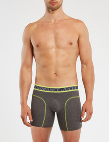 Jockey Cotton Edge Midway Trunk, Grey product photo