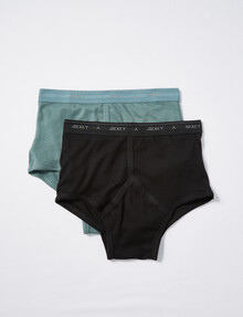 Jockey Classic Y-front Brief, 2-Pack, Assorted product photo