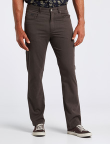 Logan Adon 5-Pocket Pant, Khaki product photo