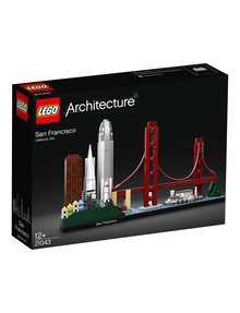 Lego Architecture San Francisco, 21043 product photo