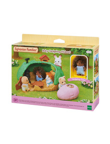 Sylvanian Families Baby Hedgehog Hideout product photo