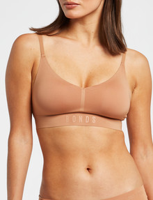 Bonds Invisi Comfort Band Bralette, Sierra Nevada product photo