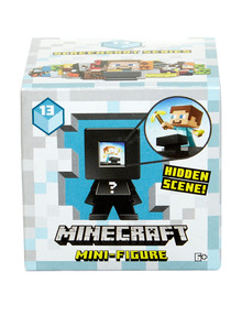 Minecraft Mini Figures, Assorted product photo