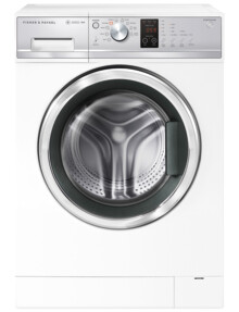 Fisher & Paykel 8kg Front Load QuickSmart Washing Machine, White, WH8060J3 product photo
