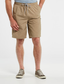 Kauri Trail Camino Short, Sand product photo