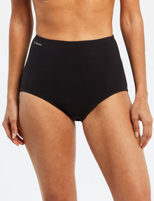 Jockey Woman Body Originals Full Brief, Black product photo