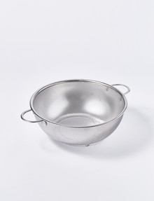 Stevens Stainless Steel Sieve with Handle, 28.5cm product photo