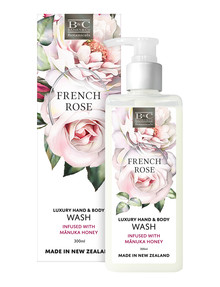 Banks & Co French Rose Body Wash, 300ml product photo