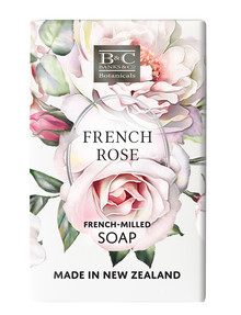 Banks & Co French Rose Soap, 200g product photo
