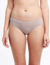 Lyric Bikini Brief, 4-Pack, Espresso product photo  THUMBNAIL