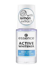 Essence Active Whitener Base Coat, Brightening product photo