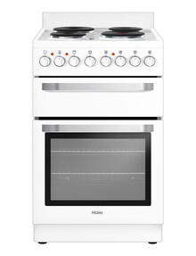 Haier 54cm Freestanding Cooker, HOR54B5MCW1 product photo