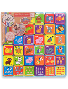 Basic Preschool Magnetic Learning Animals, 37-Piece Set product photo