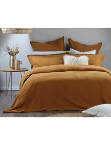 Domani Sicily Bedcover, Inca Gold product photo