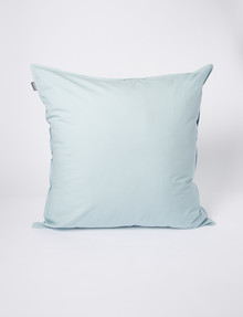 Domani Trieste European Pillowcase, Tile Blue product photo