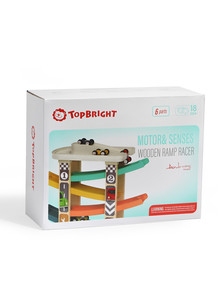Topbright Wooden Ramp Racer product photo