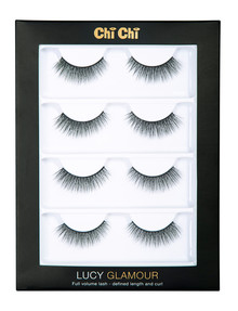 Chi Chi Glamour Lash, 4-Pack, Lucy product photo