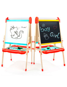 Topbright Dual Sided Art Easel product photo