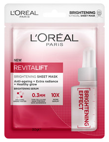 L'Oreal Paris Revitalift Youthful Brightening Mask product photo