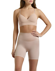 Ambra Micro Grip Short, Rose Beige product photo