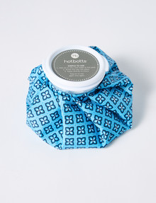 Hotbotts Retro Ice Pack, Geo Blue product photo