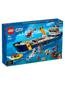 Lego City Ocean Exploration Ship, 60266 product photo