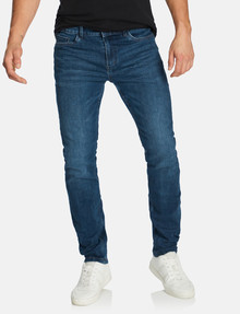 Connor Jermaine Slim Jean, Blue product photo