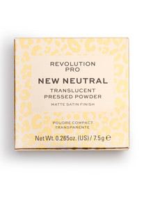 Revolution Pro New Neutral Translucent Pressed Powder product photo