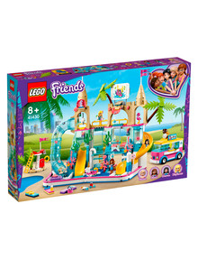 Lego Friends Summer Fun Water Park, 41430 product photo