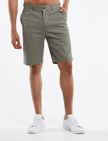 Gasoline Stephan Chino Short, Khaki product photo