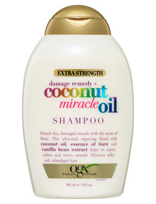 OGX Coconut Miracle Oil Extra-Strength Shampoo, 385mL product photo