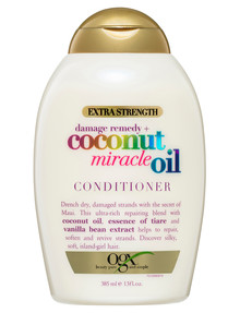 OGX Coconut Miracle Oil Extra-Strength Conditioner, 385mL product photo