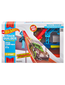 Hot Wheels Track Builder Unlimited Builder Pack, Assorted product photo