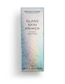 Makeup Revolution Glass Skin Primer, 26ml product photo