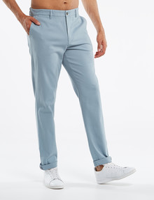 Gasoline Spitalfields Slim-Fit Chino Pant, Light Blue product photo