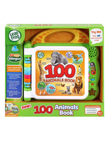 Leap Frog 100 Animals Book product photo