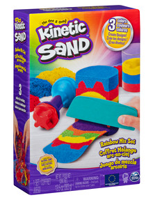 Kinetic Sand Rainbow Mix Set (Exclusive) product photo