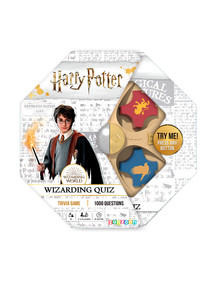 Harry Potter Wizard Quiz Game product photo