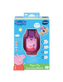 Vtech Peppa Pig Learning Watch product photo
