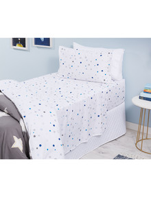 Mac & Ellie Stars Sheet Set product photo