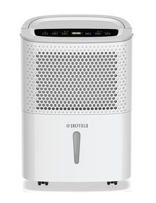 Sheffield 10 Litre Dehumidifier & Air Purifier, PL650 product photo