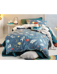 Hiccups Space Race Duvet Cover Set product photo