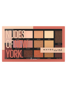 Maybelline Nudes Of New York Eyeshadow Palette product photo