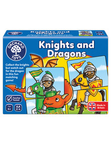 Orchard Toys Knights and Dragons product photo