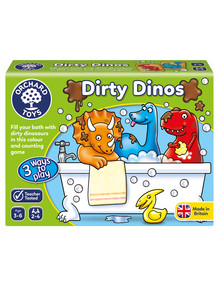 Orchard Toys Dirty Dinos product photo