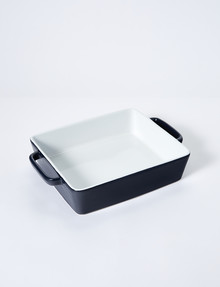 Cinemon Ovenbake Rectangular Baker, Small, Blue product photo