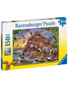 Ravensburger Puzzles Boarding The Ark Puzzle, 150-Pieces product photo